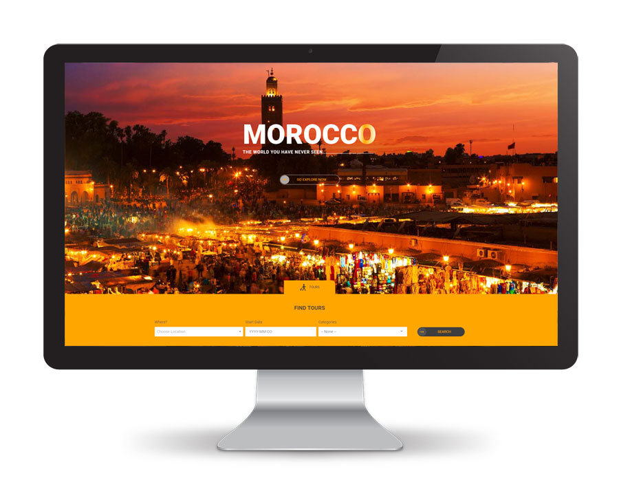 Morocco online tours